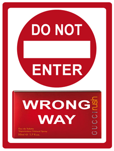 Gucci Rush - Do Not Enter