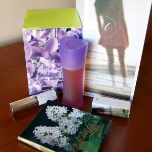 Lilac perfumes