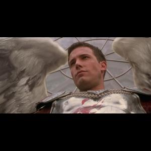 Ben Affleck as angel in Dogma