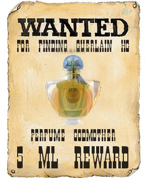 Guerlain Perfume Godmother Wanted