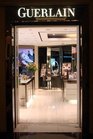 Las Vegas Guerlain Boutique in Palazzo