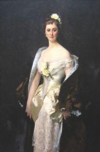 Caroline de Bassano, Marquise d'Espeuilles by John Singer Sargent