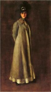 My Daughter Dieudonne by William Merritt Chase