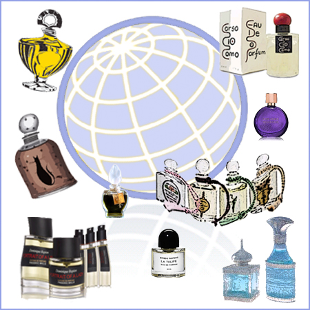 Perfume Around TheGlobe