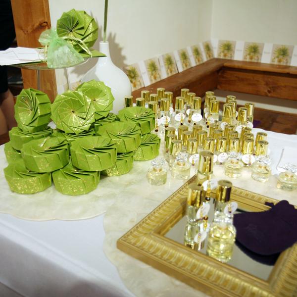 40 Notes at SF First Artisan Fragrance Salon