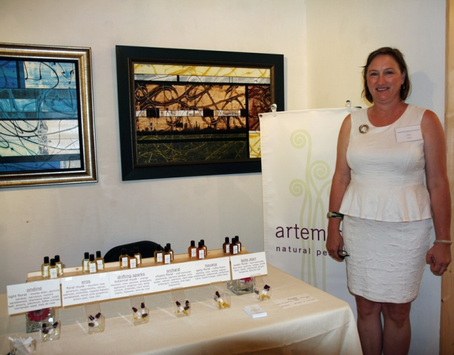 Artemisia Natural Perfume at SF First Artisan Fragrance Salon