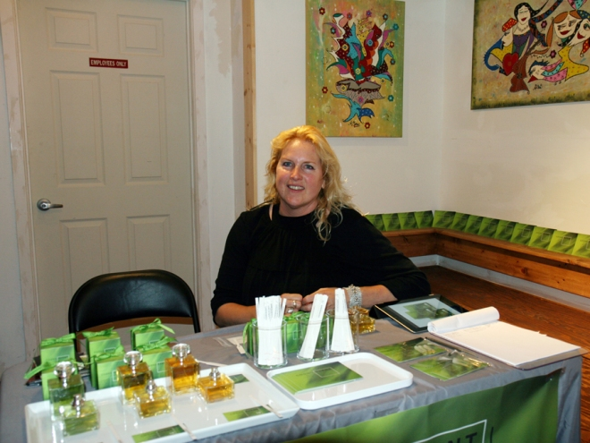 Cognoscenti at SF First Artisan Fragrance Salon