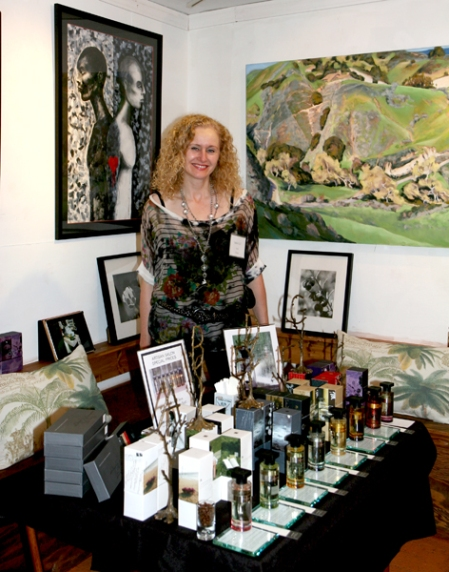 Ineke at SF First Artisan Fragrance Salon