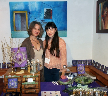 Roxana Illuminated Perfume at SF First Artisan Fragrance Salon