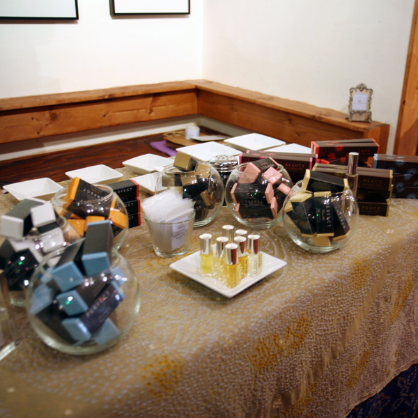 Sarah Horowitz Parfums at SF First Artisan Fragrance Salon