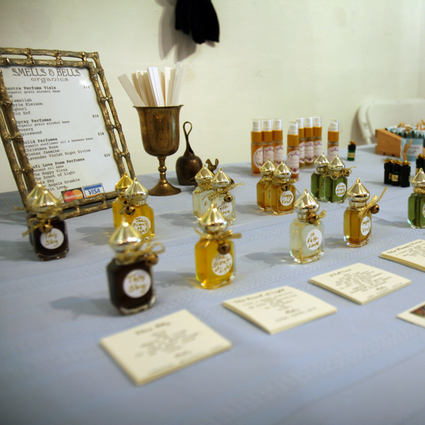 Smells And Bells Organics at SF First Artisan Fragrance Salon