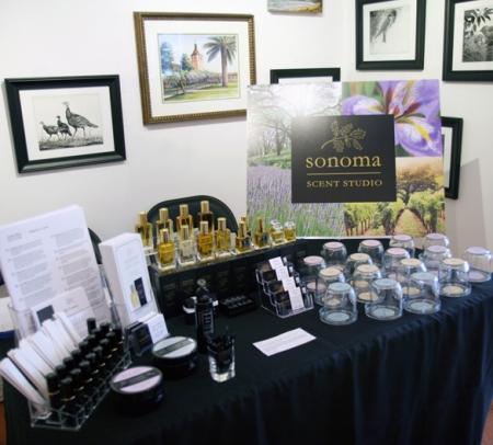 Sonoma Scent Studio at SF First Artisan Fragrance Salon