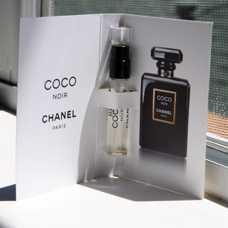 Coco Noir… Light by Chanel – Undina's Looking Glass