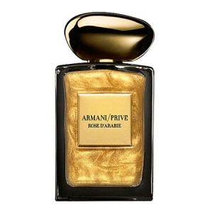 Armani Prive Golden Bottle