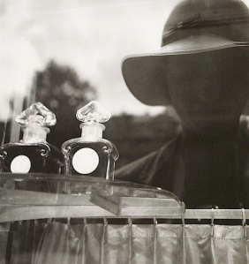 Lee Miller Self Portrait - Reflection In Guerlain Window