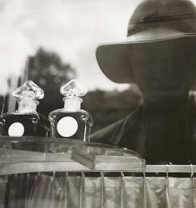 Lee Miller Self Portrait - Reflection In Guerlain Window