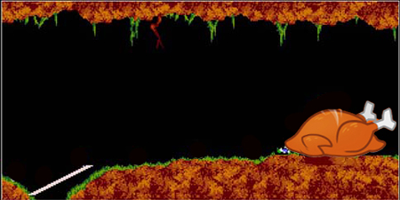 Lemmings after Thanksiving