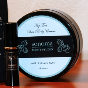 SSS Fig Tree Shea Cream