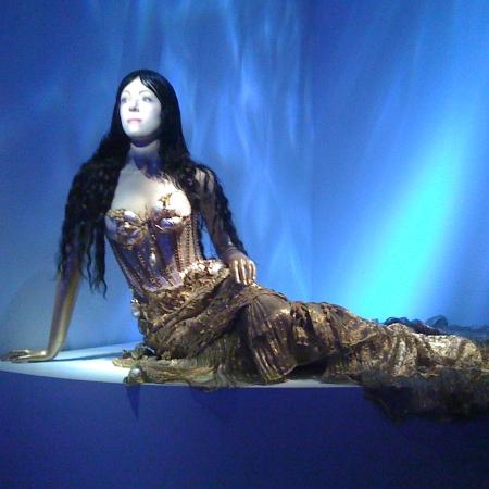 Jean Paul Gautier Mermaid Dress