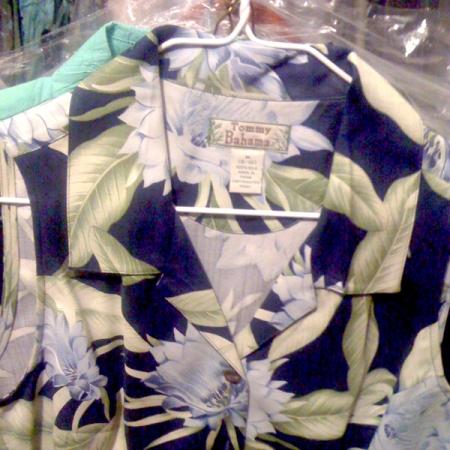 Tropical Vacation Wardrobe