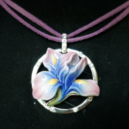 Franz Collection Iris Necklace
