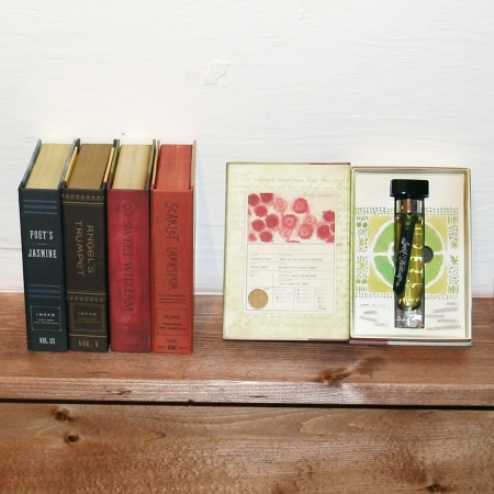 Ineke Floral Curiosities Travel Bottles