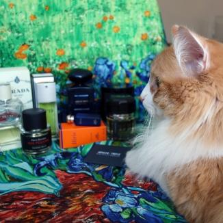 Rusty And Iris Perfumes
