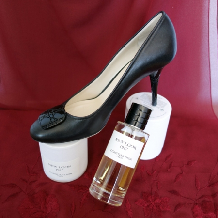 Dior New Look and Shoes