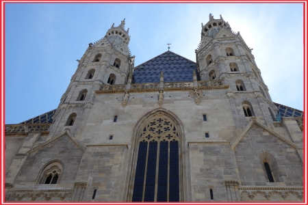 Vienna St Stephen's Cathedral