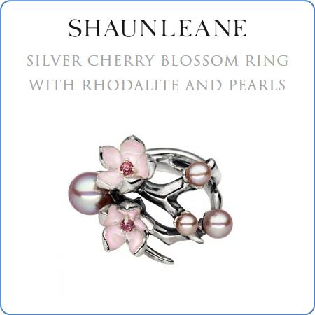 Shaun Leane Cherry Blossom Ring