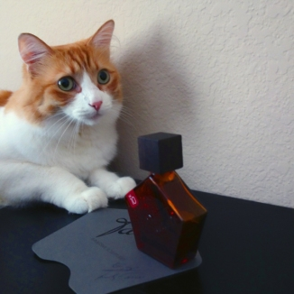 Rusty and Tauer Perfumes Une Rose Vermeire