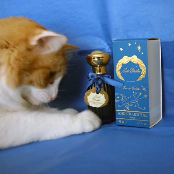 Rusty and Annick Goutal Nuit Etoilee