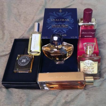 Spontaneous Perfumes