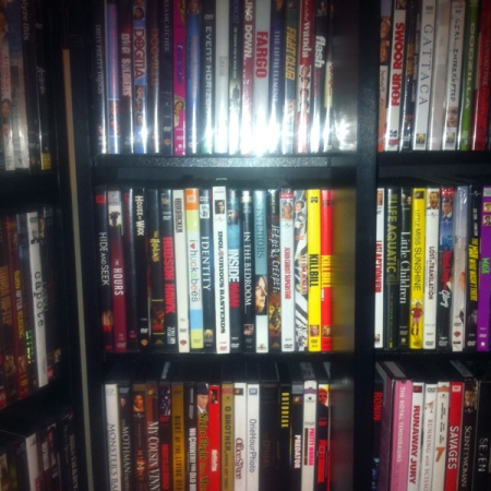 My DVDs