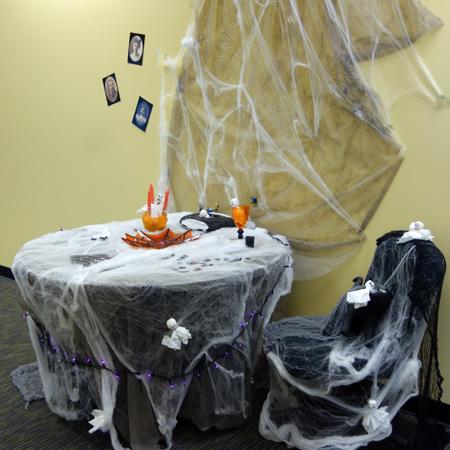 Halloween 2014 Office Decorations