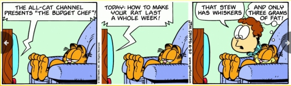 Garfield June 30 1998