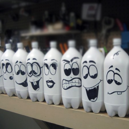 Ghosts Bowling