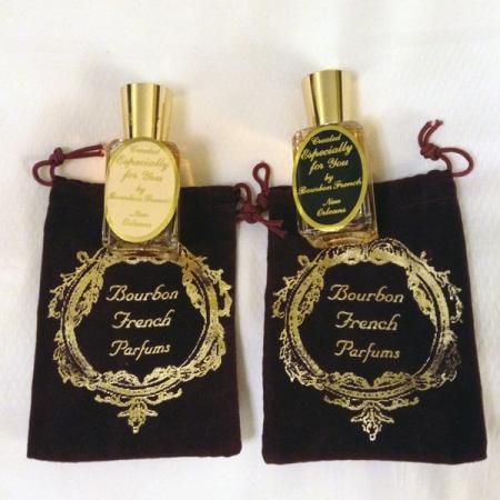 Custom Blend Perfume
