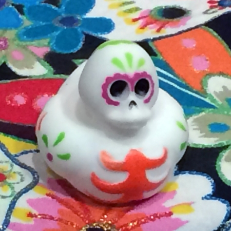 Day of the Dead Duck