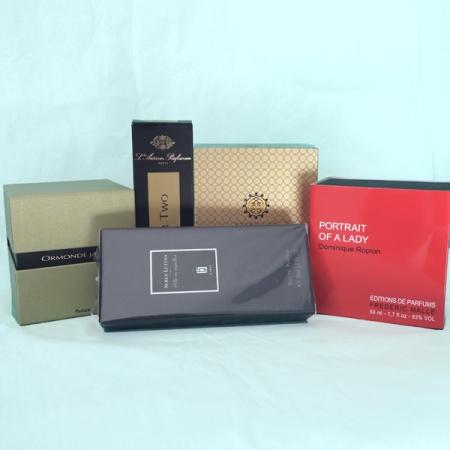Major Perfume Brands