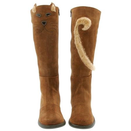 Camper Cat Boots