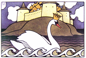 Swan Princess by Bilbin
