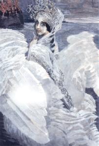 Swan Princess by Vrubel