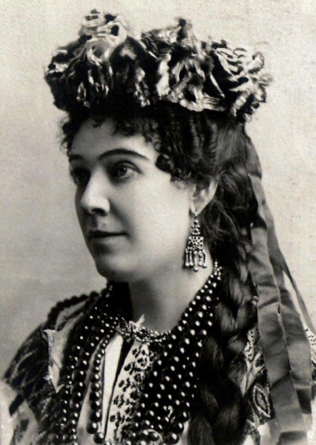 Nadezhda Zabela-Vrubel
