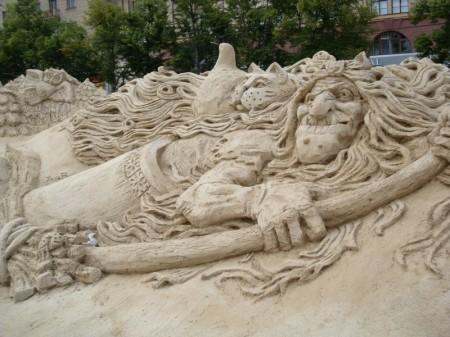 Sand Baba Yaga
