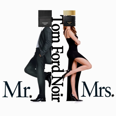 Mr and Mrs Tom Ford Noir