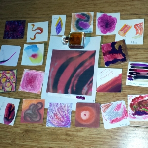 Salome collage
