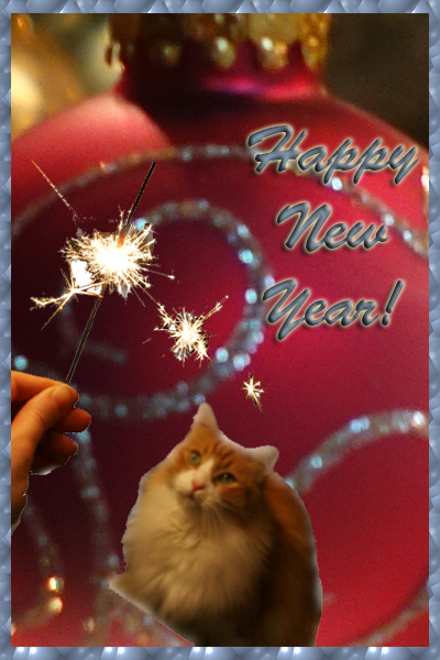 New Year 2016 from Rusty