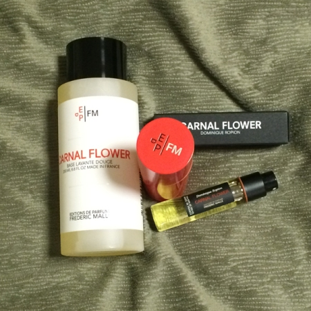 Carnal Flower Shower Gel