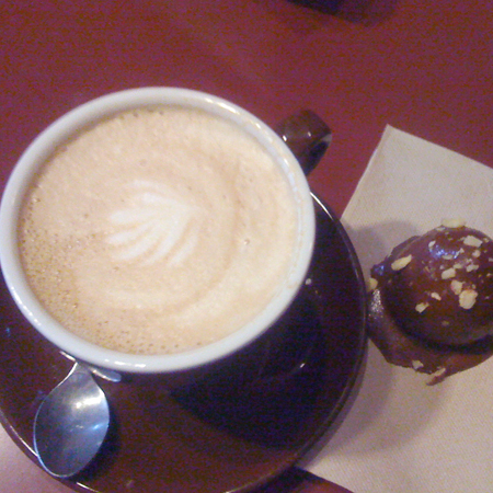 Coffee & Truffle